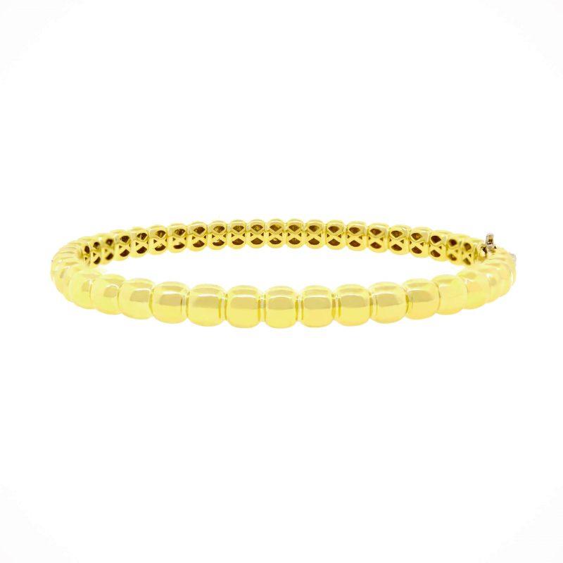 Gold Bean Bracelet